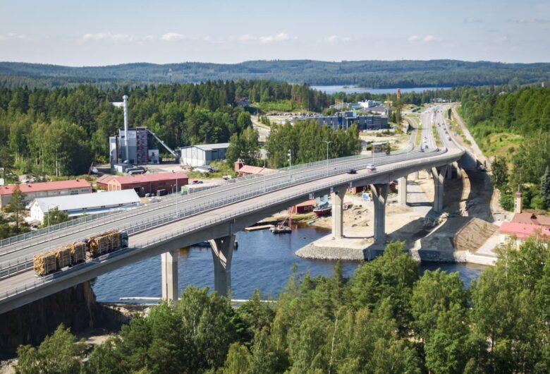 Laitasalmen sillat
