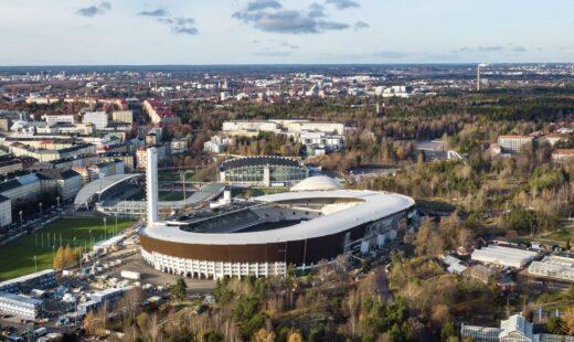 Olympiastadionin peruskorjaus