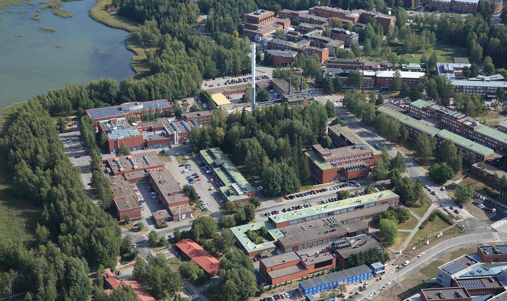 Aalto_yliopisto_copyright Aalto-yliopisto ja Suomen Ilmakuva Oy