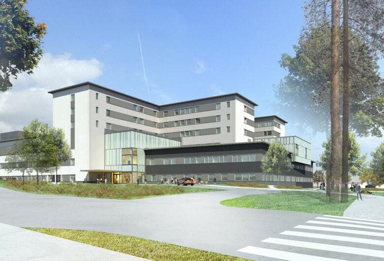 Kainuun uusi sairaala