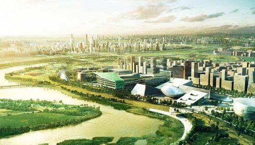 Tulevaisuuden vihreä kaupunki