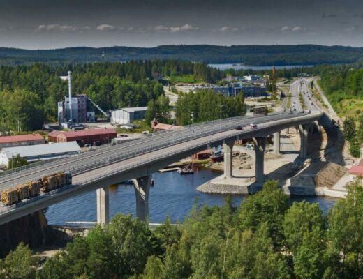 Laittasalmen sillat
