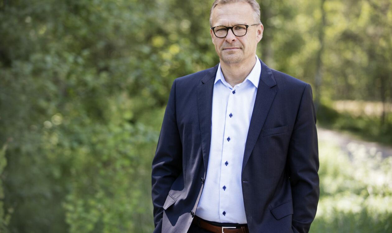 Erik Skogström, Teollisuustoimialan johtaja, Sweco