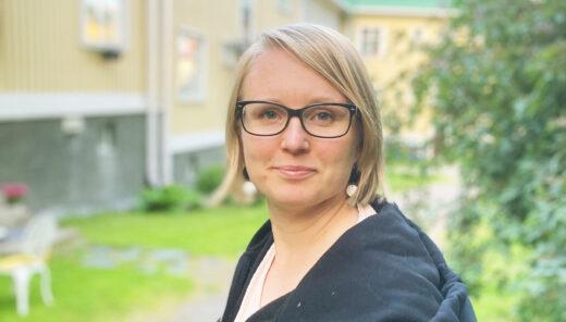 SweconprojektipäällikköEmmi Laukkanen