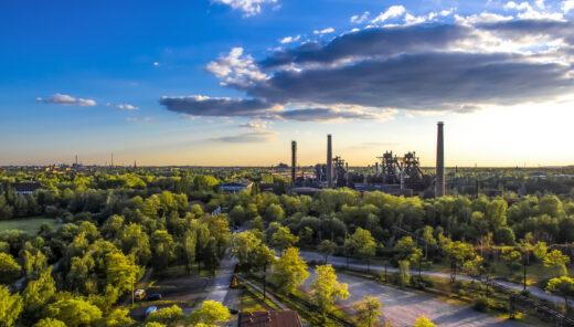Teollisuus, energia ja ympäristö